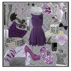 Love me all things purple, hehe