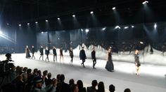 Mariusz Przybylski Fashion Show Transplantacja oraz 'W' White Wolf