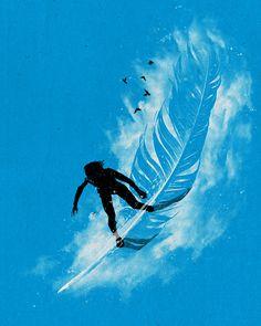 My Wave by nicebleed83.deviantart.com on @DeviantArt