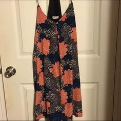 Super cute dress! Brand NEW! Brand new super chic dress with very cute pattern. Newbury kustom Dresses Midi
