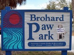When it comes to dog friendly beaches Florida's Gulf coast has one of the best dog beaches of all, Brohard Beach and Paws Park. Here's more about the best dog friendly Florida beach.