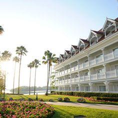 My top Walt Disney World honeymoon hotspots, including the gorgeous Grand Floridian! Photo: David Roark.
