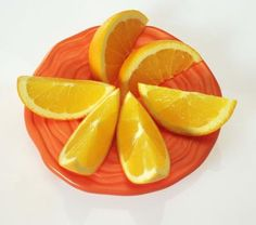 Oranges are a good source of Vitamin C