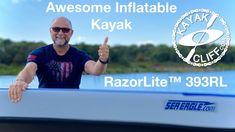 Inflatable Kayak, Kayaking, Sea, Kayaks, The Ocean, Ocean