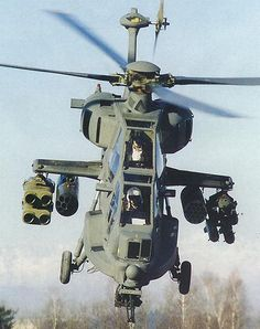 AgustaWestland A129 Mangusta (Mongoose). Italian Army is equipped with 60 A129 Mangusta helicopters and 15 AW129, referred to as A129 CBT (combat configuration).