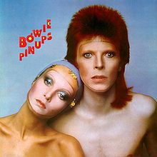 Pin Ups is the seventh album by David Bowie, containing cover versions of songs, released in 1973 on RCA Records