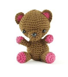 Free Amigurumi Crochet Patterns  Free Crochet Pattern: Scott The Bear