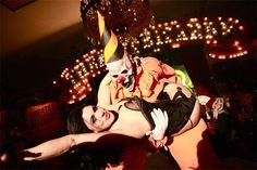 Burlesque Queens at Theatre Bizarre 2014: A Fiendish ...