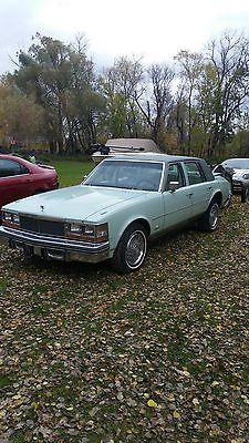 1979 Cadillac Seville   Cadillac, Motor car and Cars