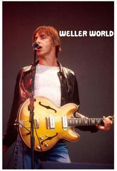 Weller Glastonbury The Style Council, Paul Weller, Much Music, Punk Rock, Rock And Roll, The Man, Singer, Stars, Brighton