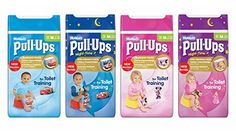 Enter our competition now for your chance to win a Huggies Pull-Ups Potty survival kit! Win every single day in