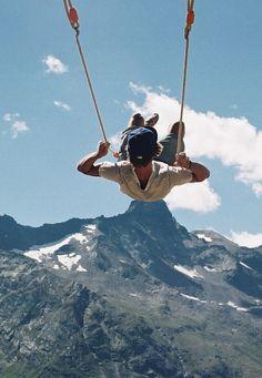 The Crazy Swing At Casa Del Arbol In Ecuador Ecuador