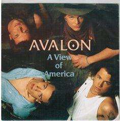 Avalon A vief of America  7:Inch