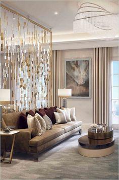 The Key Features of Luxury Living Room Interior You Must Have Über 160 Luxus Wohnzimmer Inspirationen www. Luxury Home Decor, Luxury Interior, Modern Interior Design, Home Design, Luxury Furniture, Luxury Homes, Rustic Furniture, Outdoor Furniture, Antique Furniture