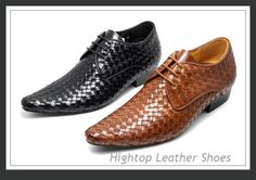 Free shipping Hightop new 2014 men formal shoes knitted leather genuine leather men oxford shoes business leather shoes 38-45 $380.00