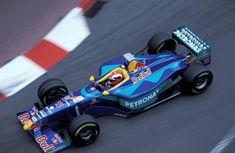 Johnny Herbert (Monaco 1998) by F1-history on DeviantArt