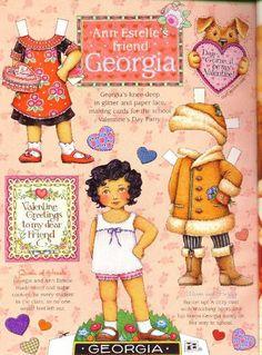 Ann Estelle's Friend Georgia