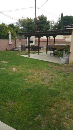 #pinmydreambackyard my current back yard