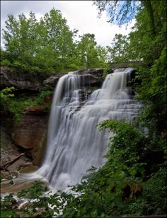 The Ultimate Bucket List For Anyone In Ohio Who Loves The Outdoors     Cuyahoga Valley National Park (Peninsula)