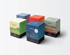 Osulloc Scene of Jeju on Behance Candle Packaging, Coffee Packaging, Brand Packaging, Graphic Design Studios, Packaging Design Inspiration, Portfolio, Box Design, Branding Design, Design Agency