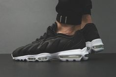 "Nike Air Max 96 XX ""Black/White"" - EU Kicks Sneaker Magazine"