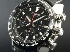 Brand New SEIKO ANANTA CRONOGRAPH AUTOMATIC WATCH SAEK003 Super Rare in Jewelry & Watches, Watches, Wristwatches | eBay