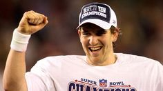 Eli will do it again!!