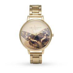 Olivia Burton Woodland Ladies Watch   Designer Watches   Watches   Goldsmiths