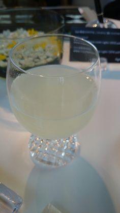 Limonade at Sghr cafe.