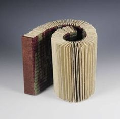 Twined Bindings book art by Roberta Lavadour