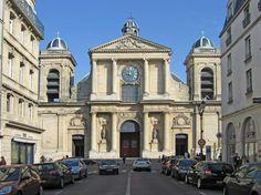 Eglise Notre Dame à Versailles.