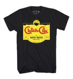 Clutch City - Black