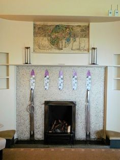 HILL HOUSE. C.R.Mackintosh. Helensburgh