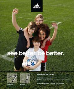 Adidas briller til børn.