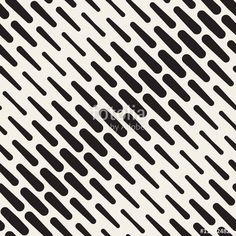 Vector: Vector Seamless Black and White Diagonal Rounded Lines Halftone Pattern - Vector: Vector Seamless Black and White Diagonal Rounded Lines Halftone Pattern Effektive Bilder, di - Geometry Pattern, Linear Pattern, Surface Pattern, Surface Design, Halftone Pattern, 3d Pattern, Abstract Pattern, Pattern Design, Line Texture