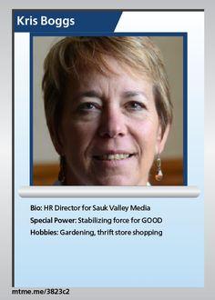 HR Director for Sauk Valley Media