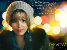 The Vow - due out on Blu-ray and DVD 25th June 2012. Follow us @ The Vow Movie UK and get the chance to Win What You Pin during launch week