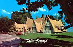Fable Cottage in Victoria, BC