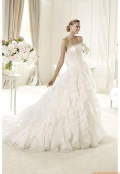 Robe de mariée Pronovias Utebo 2013