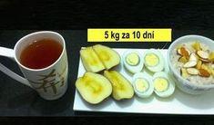 Schudnite rýchlo: 5 kg za 10 dní. Potrebujete len týchto pár bežne dostupných surovín. - Báječné zdravie