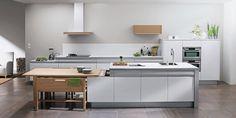 cuisine design en laque blanche rendez-vous