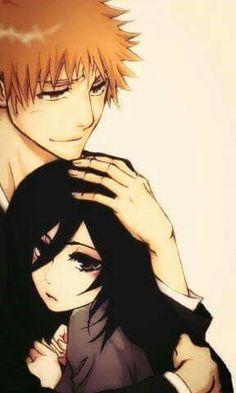 *-* Ichigo e Rukia