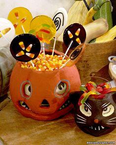 Halloween Lollipops Recipe on Yummly. @yummly #recipe