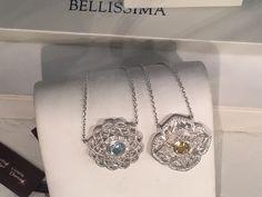 Stunning Bellisima pendants