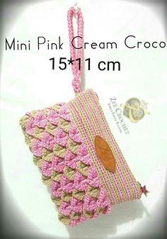 Crochet Wallet, Crochet Coin Purse, Crochet Purse Patterns, Handbag Patterns, Crochet Purses, Loom Knitting Projects, Crochet Projects, Crochet Mobile, Crochet World