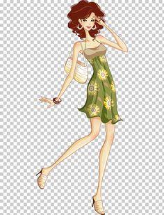 Beat Girl, Clipart, Pop Art, Disney Characters, Fictional Characters, Disney Princess, Drawings, Green Dress, Drawing For Kids