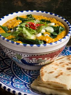 A legfinomabb indiai - Marieclaire. Dahl, Hummus, Chili, Curry, Ethnic Recipes, Food, Cilantro, Curries, Chile