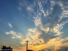 おはようございます まずまずの天気で何より() #sky #mysky #ohayo #kumamoto #いまそら #イマソラ #今空 #おはようございます #熊本 #今日はお休み by kurono_xx