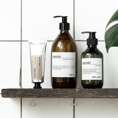 Meraki Linen Dew Repair Shampoo / Conditioner - Trouva