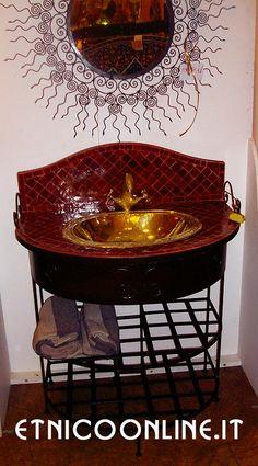 doccia marocchina (mobili e complementi, arredo bagno) di ... - Articoli Arredo Bagno